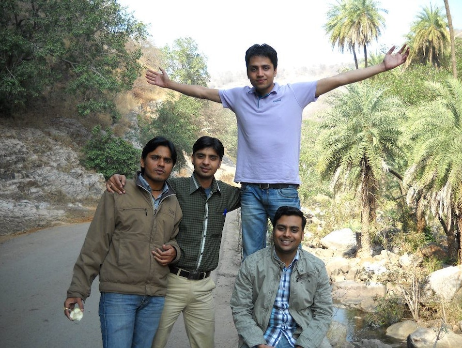 Rajasthan Package With The Universal Tours Jaipur  India