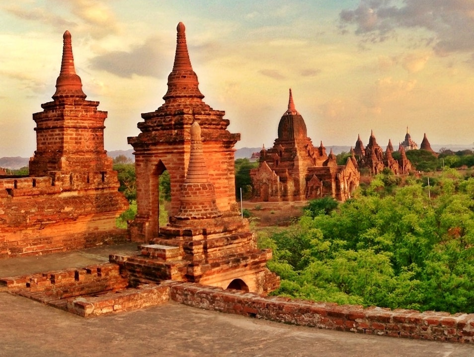 5 Secret places in Bagan to avoid the crowds