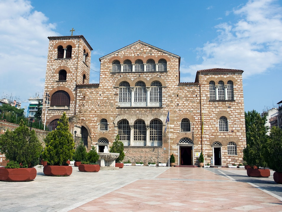 Hagios Demetrios Thessaloniki  Greece