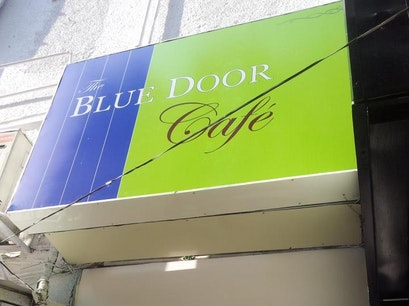 The Blue Door Cafe New Delhi  India