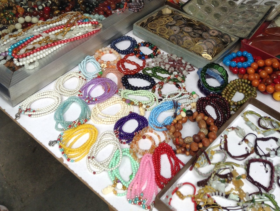 Handmade Jewelry and other Odds and Ends Xian  China
