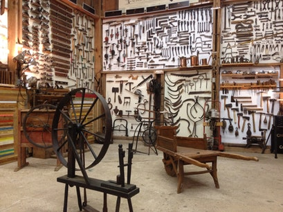 Grass Roots Antique Tool Museum Nevada City California United States