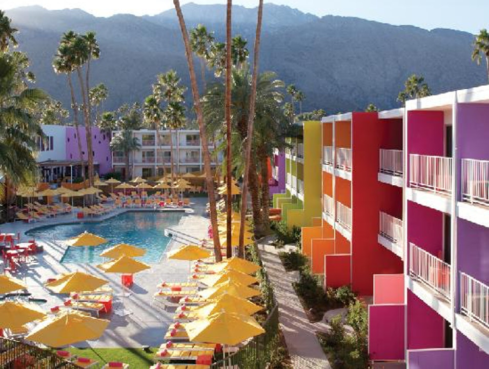 Desert Whimsy Hotel Palm Springs California United States