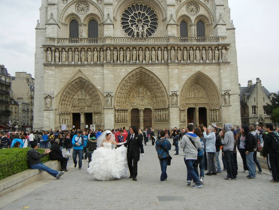 Wedding in Paris Paris  France