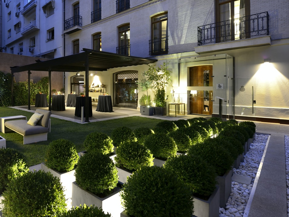 Hotel Unico Madrid  Spain