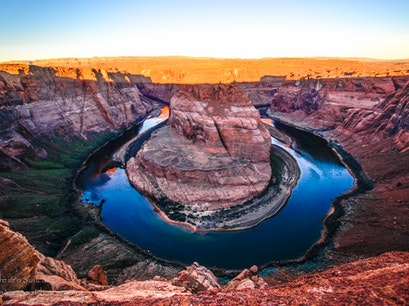 Horseshoe Bend Williams Arizona United States