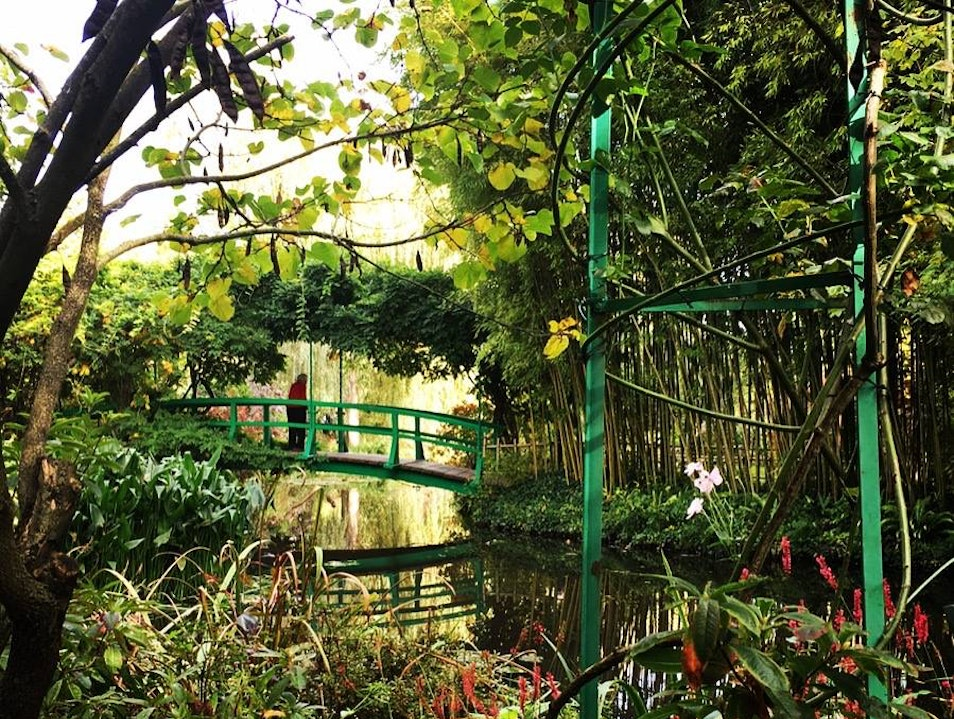 An Afternoon in Giverny Giverny  France