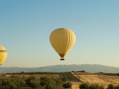 Sky-High Hot Air Ballooning