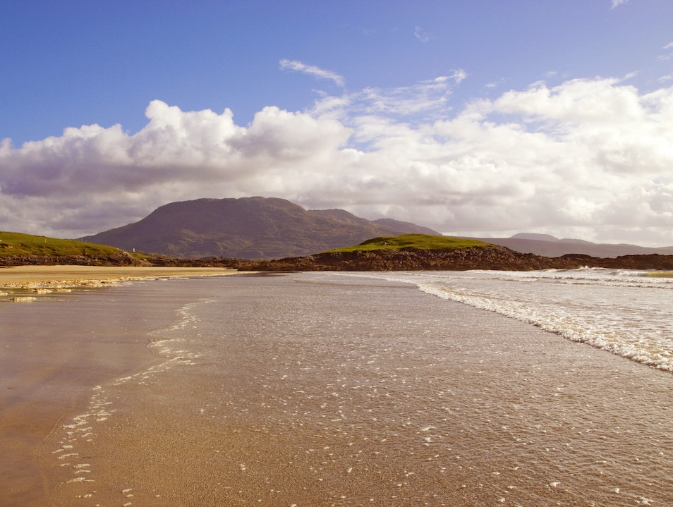 Oasis: Deserted Beach Mayo  Ireland