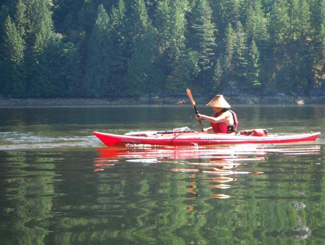 Mix Outdoor Adventure and First Nations Culture