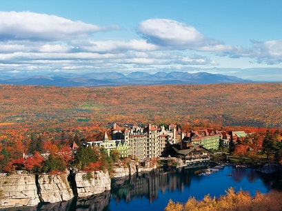 Mohonk Mountain House New Paltz New York United States