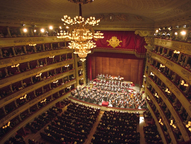 Opera at Teatro alla Scala