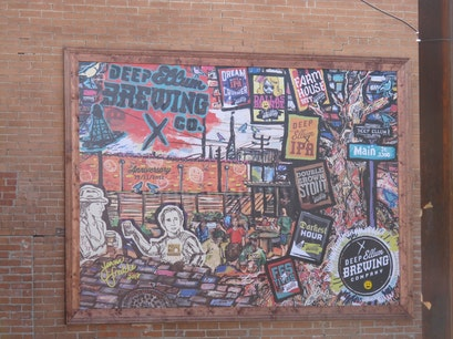 Deep Ellum Brewing Company Dallas Texas United States