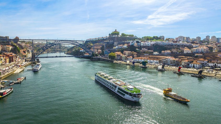 The Douro River in Portugal is calling you.