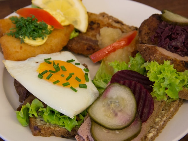Authentic Local Smørrebrød
