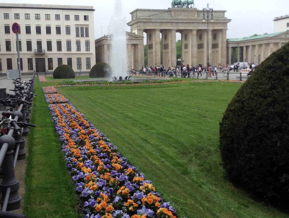 Delighting in Berlin's Most Recognizable Symbol Berlin  Germany