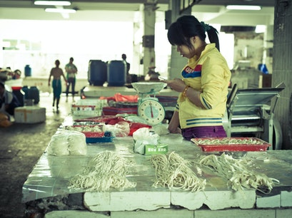 No.1 Agricultural Products Market Sanya  China