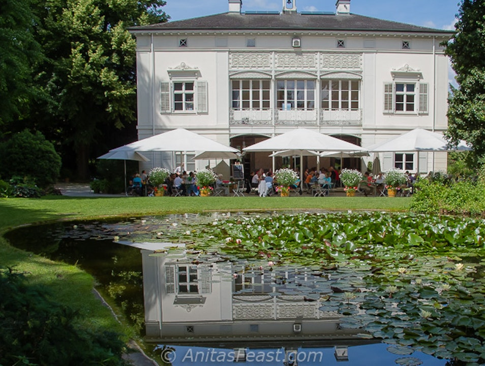 Gardens that relax and inspire Basel  Switzerland