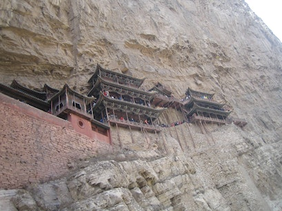 Mt Heng Datong  China