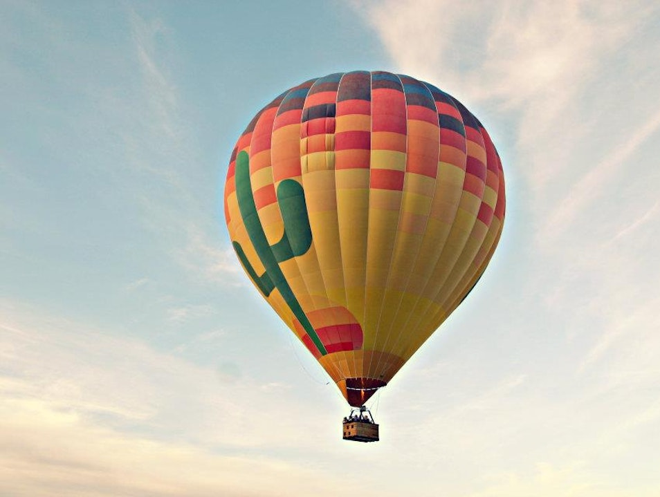 Arizona Balloon Classic Gilbert Arizona United States
