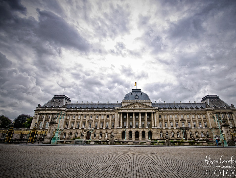 Visit the Royal Palace for a Unique Work of Art Brussels  Belgium