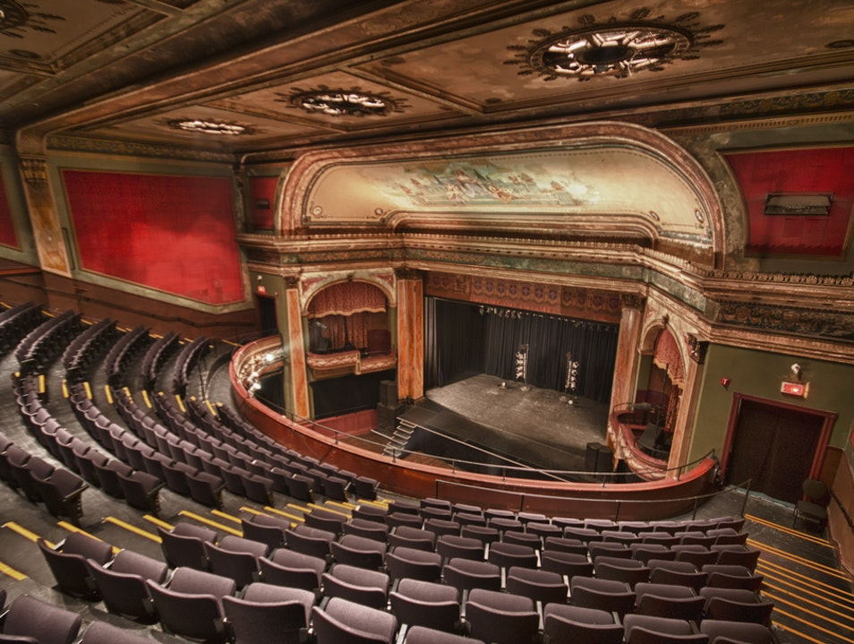 Virgin Mobile Corona Theatre Montreal  Canada