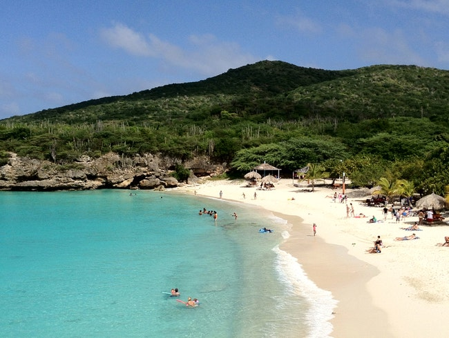 The Most Beautiful Beach On Curaçao
