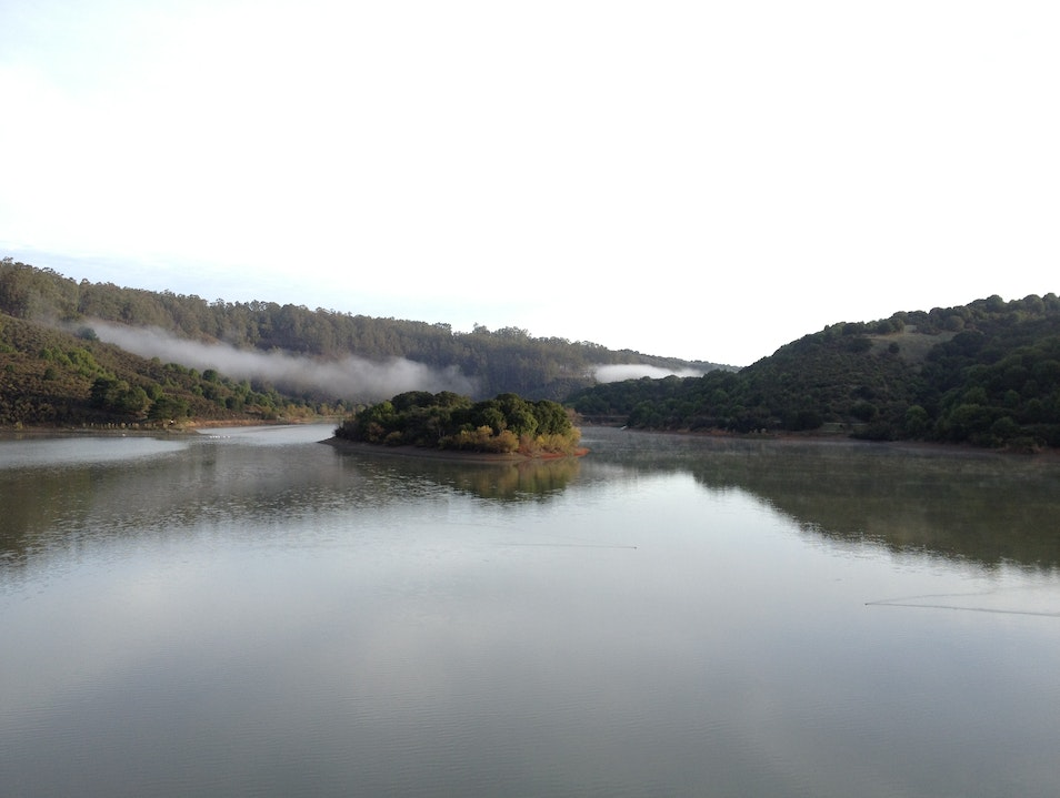 Lake Chabot Castro Valley California United States