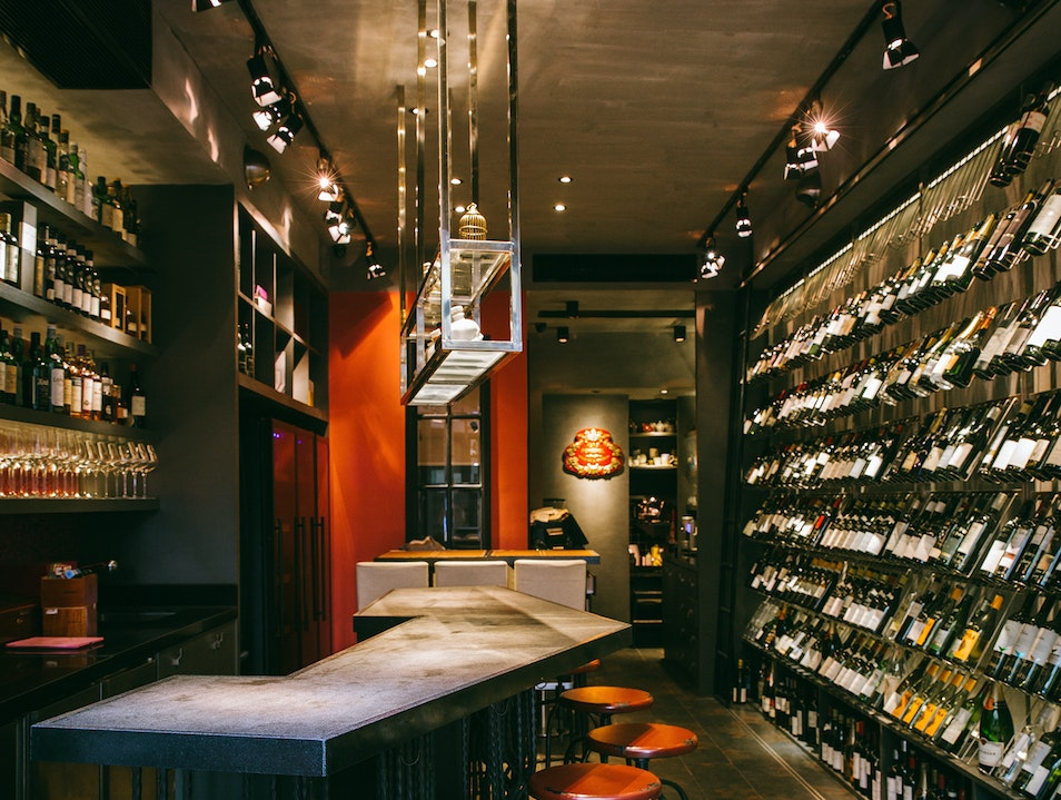 Bin 74: Shanghai's Coziest Wine Bar Shanghai  China
