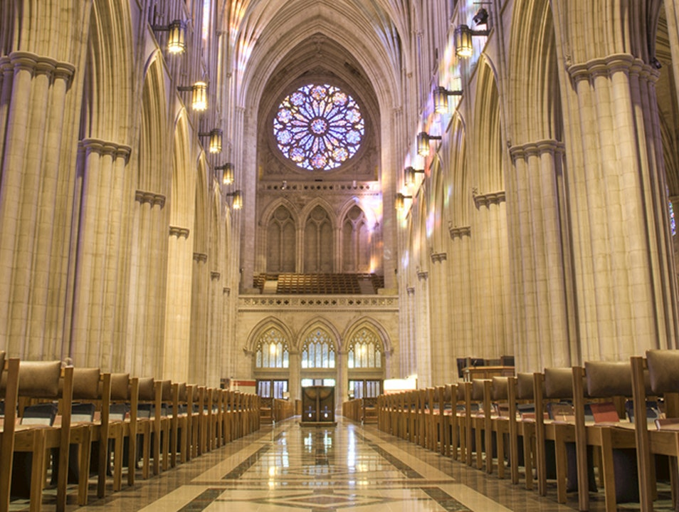 Washington National Cathedral Washington, D.C. District of Columbia United States