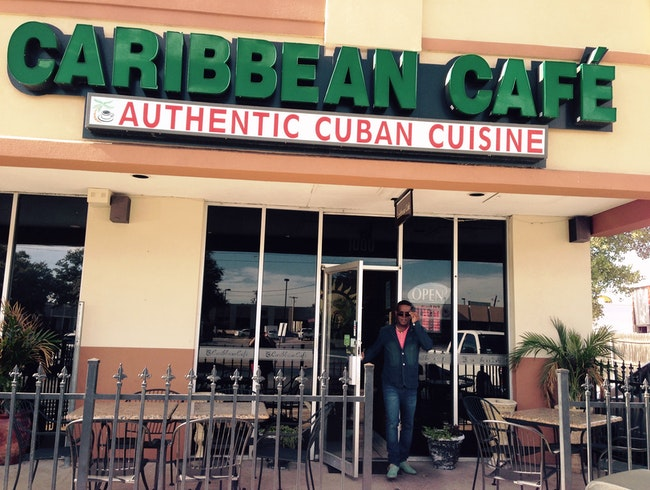 Authentic Cuban Food in Texas