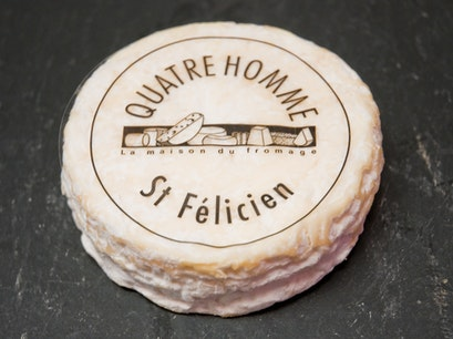Fromagerie Quatrehomme Paris  France