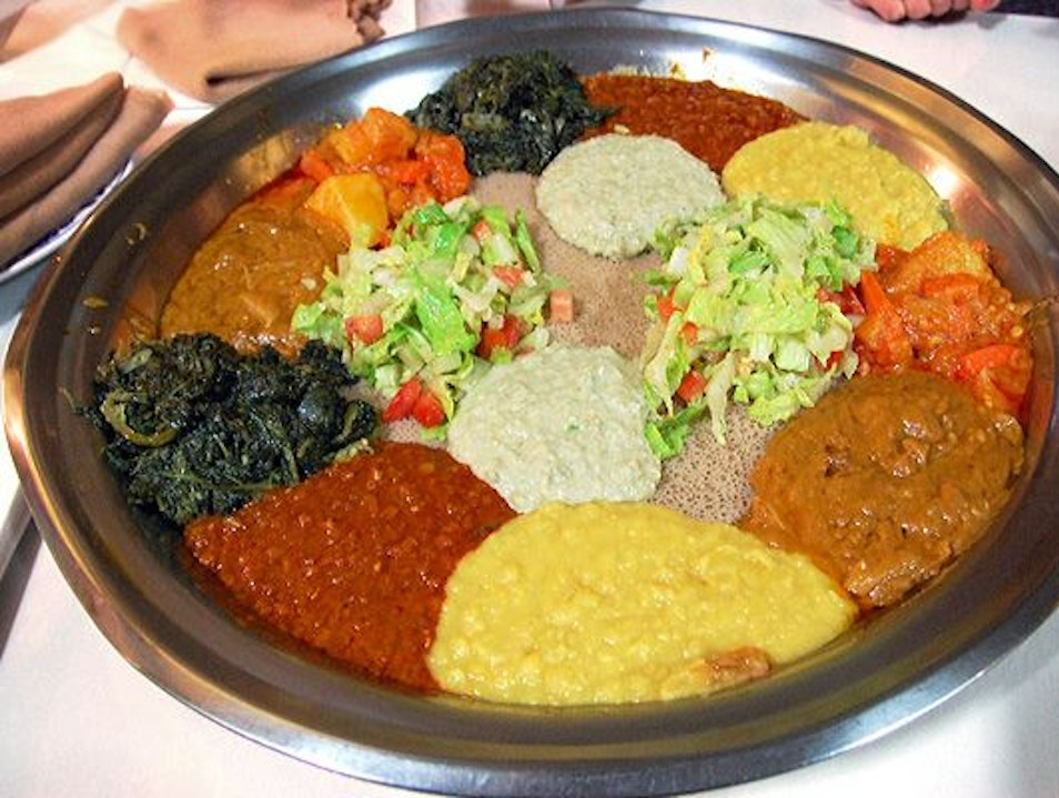 Ethiopian Culture and Cuisine Herndon Virginia United States