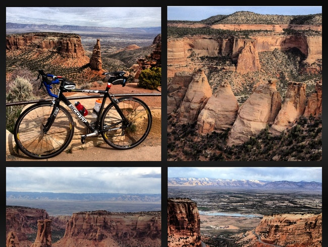 Colorado's Monumental Bike Ride