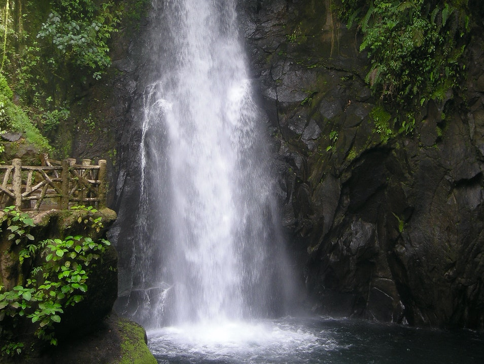 La Paz Waterfalls - Costa Rica