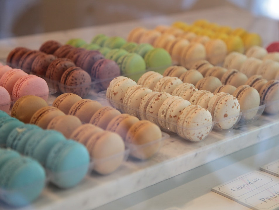 Taste Mexican-Style Macarons