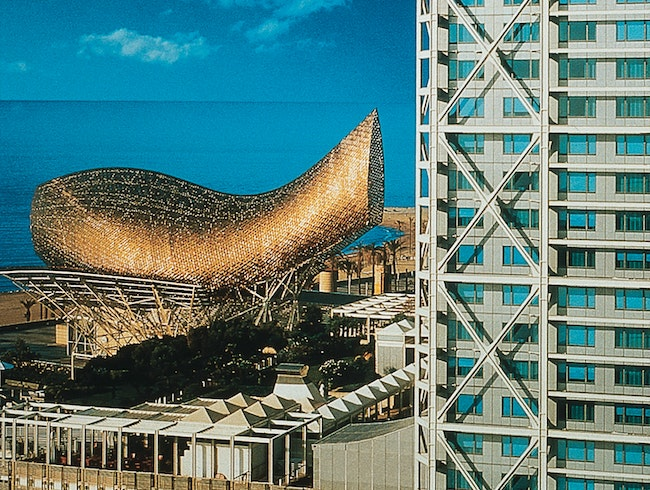 Gehry's Goldest Fish