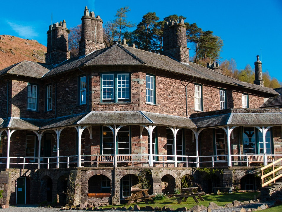 Great Youth Hostel in the Heart of the Lake District Loughrigg  United Kingdom