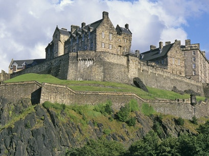 Edinburgh Castle Rosyth  United Kingdom