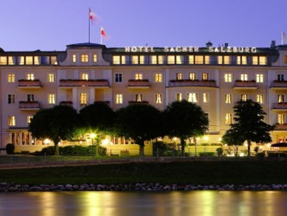 Hotel Sacher: Jewel on the Salzach