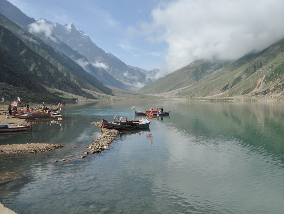 Lake Saif ul Malook Loralai District  Pakistan