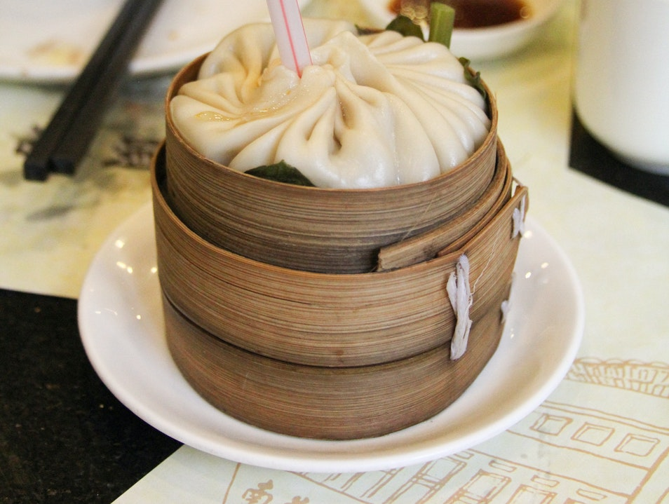 Xiaolongbao Soup Dumplings, a Taste of Shanghai  Shanghai  China