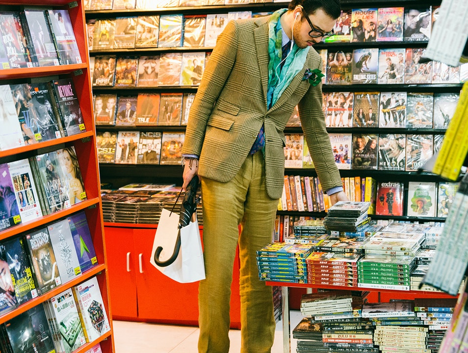 Shanghai's Big Movie: Books, and Magazines and Movies, Oh My
