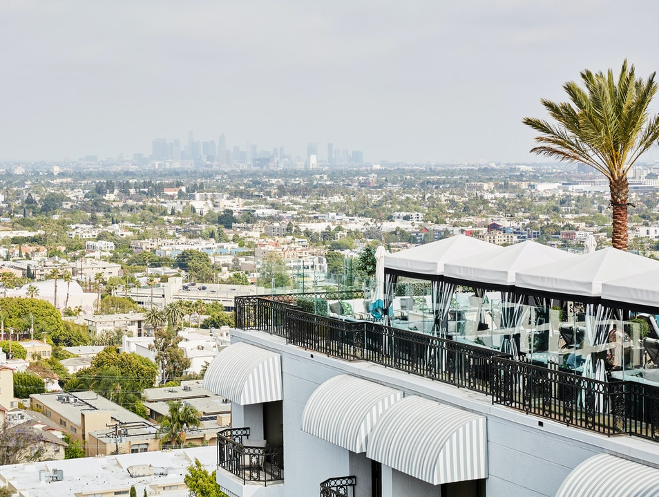 The London West Hollywood at Beverly Hills West Hollywood California United States