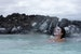 Nature's Best Mud Mask in Iceland's Blue Lagoon Southern Peninsula Region  Iceland