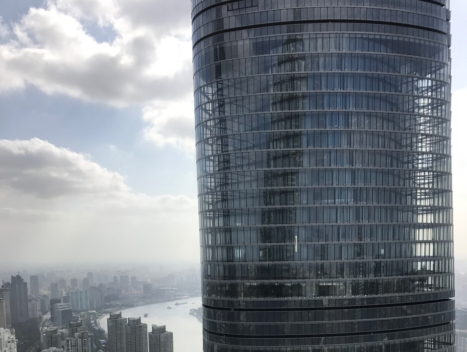Spending Two Nights in One of the World's Tallest Hotels Shanghai  China