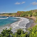 Hamoa Beach  Hawaii United States