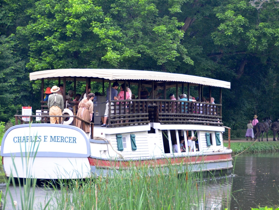 Take a Boat Back in Time Potomac Maryland United States