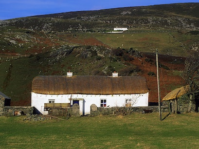 Glencolmcille Folk Village Donegal  Ireland