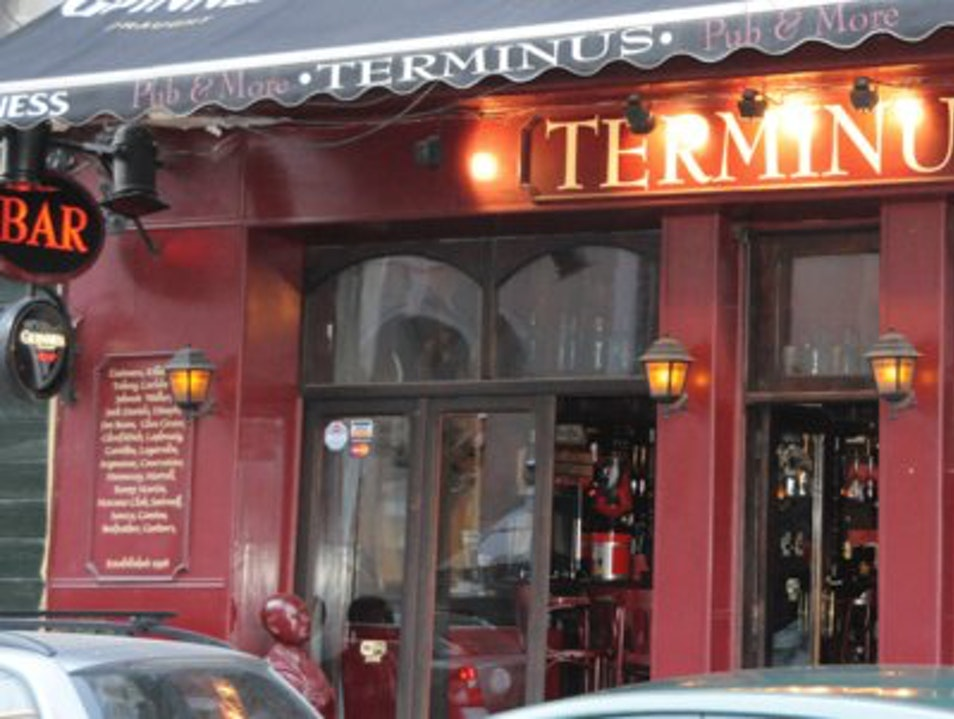 Terminus Pub&More Bucharest  Romania